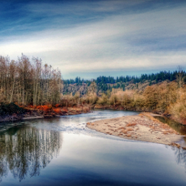 a river runs through it by Todd Reynolds - Landscapes Travel