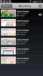 AsianInvestor Magazine - screenshot