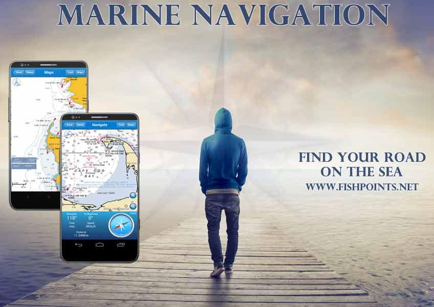 Marine Navigation Screenshot