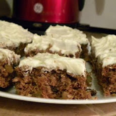 My Favorite Cooking Light Carrot Cake