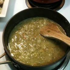 Traditional-Style New Mexico Green Chile Sauce