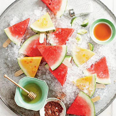 Instant Watermelon Pops