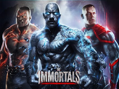 WWE Immortals 2.4 (Mods) Apk + Data