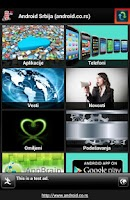 Screenshot of Srpske aplikacije i igre