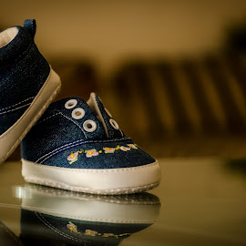 Mi kids first shoe by Asif Farooque - Artistic Objects Clothing & Accessories