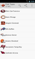 Screenshot of TS-NFL
