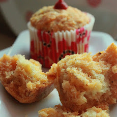 Tuna and Oregano Muffins