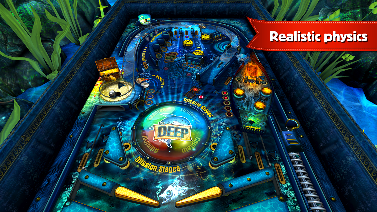 Pinball Fantasy HD Screenshot 9