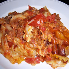 Crock Pot Lasagna (Ww)