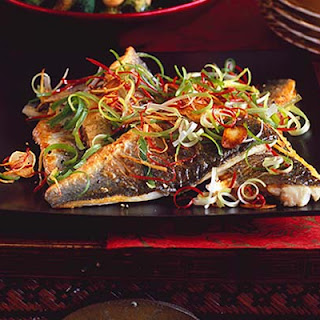 Sea Bass Ginger Soy Recipes