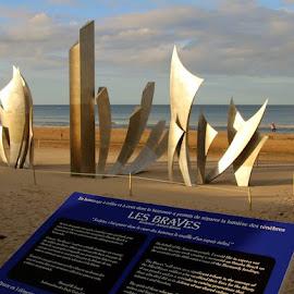 Les Braves by Christopher Carveth - Landscapes Beaches