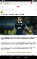 Screenshot of L'Equipe.fr