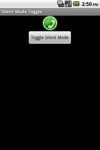 Silent Mode Toggle Lite