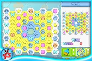 Screenshot of Fitz 2: Match 3 Puzzle Free
