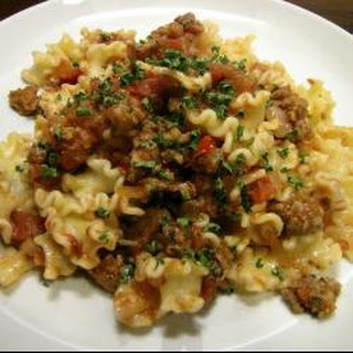 Sicilian Sausage Pasta Recipes