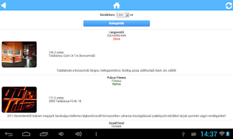 Screenshot of Mobil Kisokos