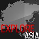 Belajar Peta Asia icon