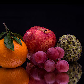 Still Life with Fruits by Rakesh Syal - Food & Drink Fruits & Vegetables (  )