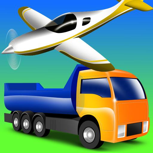 為幼兒的車輛 教育 App LOGO-硬是要APP