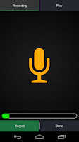 Screenshot of Voice Recorder - FREE