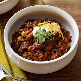 Slow-Cooker Barbecue Chili