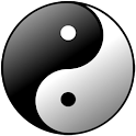 YinYang Clock Widget icon