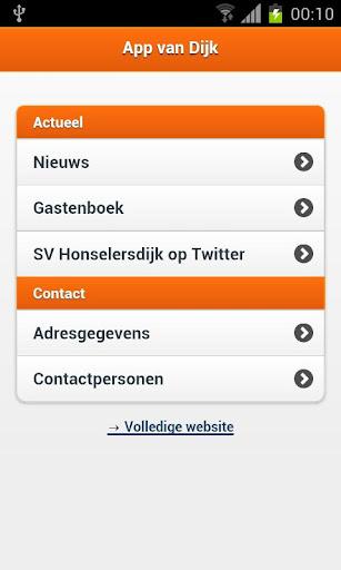 App van Dijk