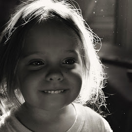 Dust fairies in the light by Lucia STA - Babies & Children Children Candids