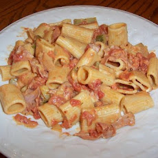 Rigatoni With Sun-Dried Tomatoes