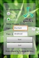 Screenshot of iVelha - Tic Tac Toe