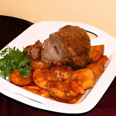 Pot Roast - Pressure Cooker