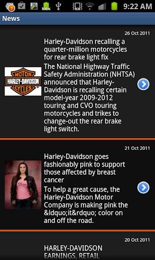 【免費商業App】Man O' War Harley-Davidson-APP點子