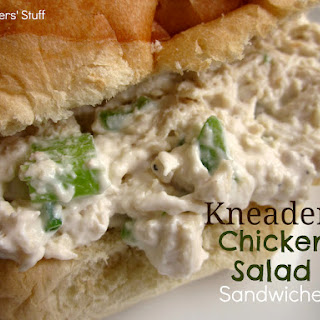 Kneaders Chicken Salad Sandwiches
