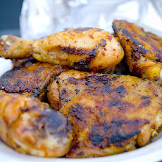 Wine BBQ Chicken