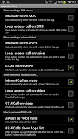 Screenshot of Phone2Phone Internet Calling
