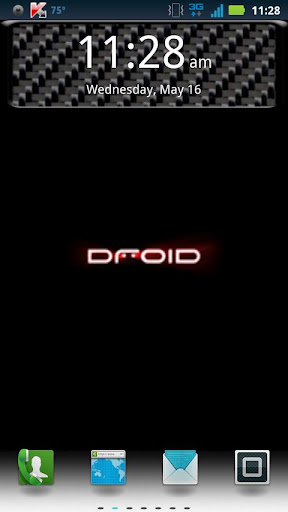 Droid 2012 LWP