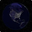 North American Light Pollution icon