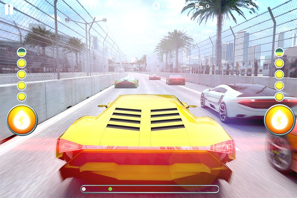 Racing 3D: Asphalt Real Tracks Screenshot 2