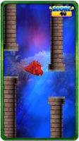 Screenshot of Flappy Dragon