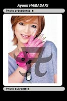 Screenshot of Ayumi Hamasaki