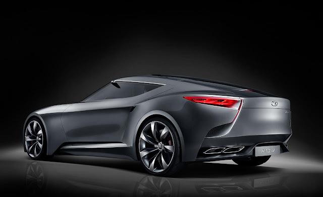 Hyundai Unveils The HND-9 Concept 2