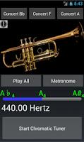 Screenshot of Easy Trumpet - Trumpet Tuner
