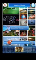 Screenshot of Fishbowl Photo Gallery (Donut)