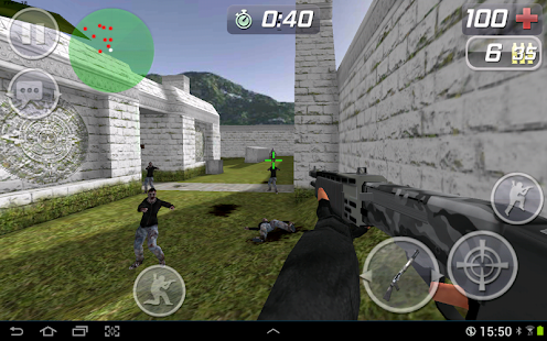 Critical Missions: SWAT apk screenshot