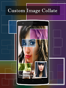 PicSter : Enhance pic collage - screenshot