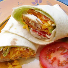 Chicken BLT Wraps