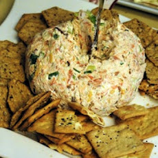 Salmon Cheese Ball