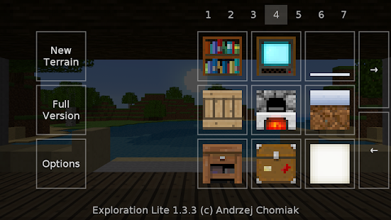 Exploration Lite apk screenshot