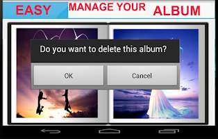 Screenshot of Photo Album Maker