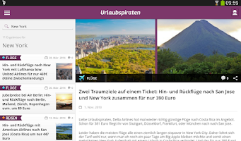 Screenshot of Urlaubspiraten